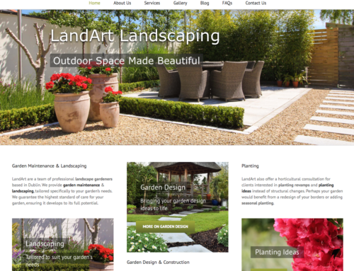LandArt Web Design and SEO