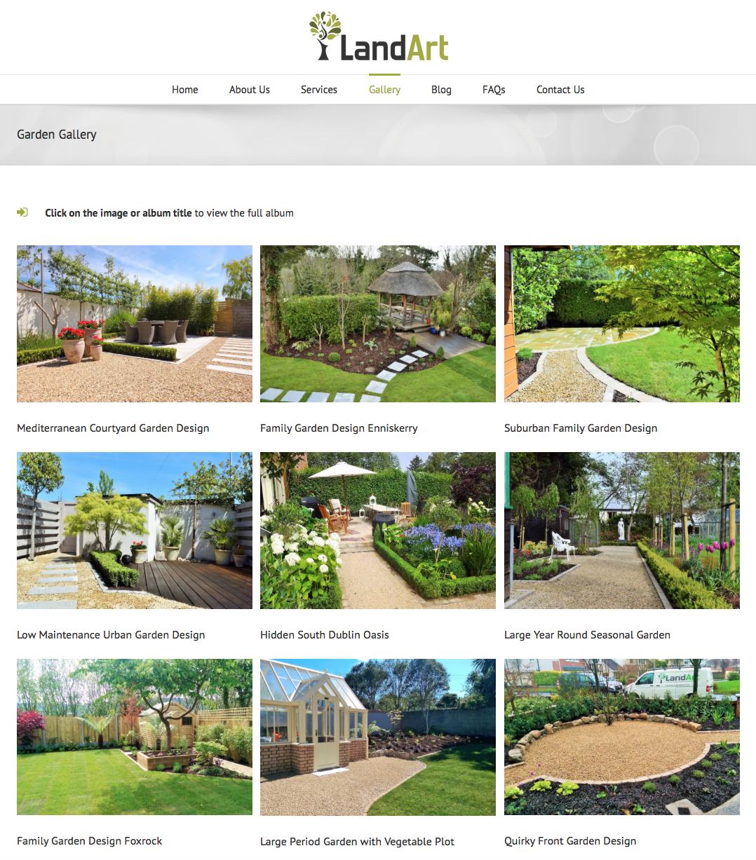 LandArt Web Design & SEO