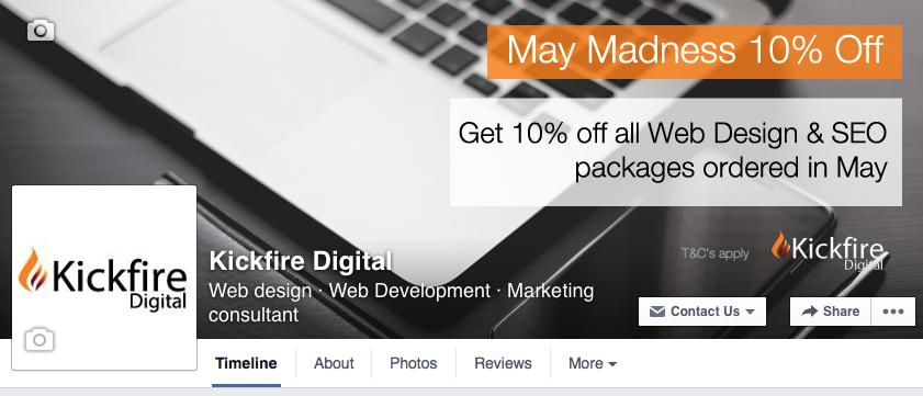 Social Media Graphics Facebook Cover