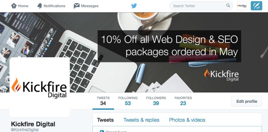 Social Media Graphics Twitter Cover