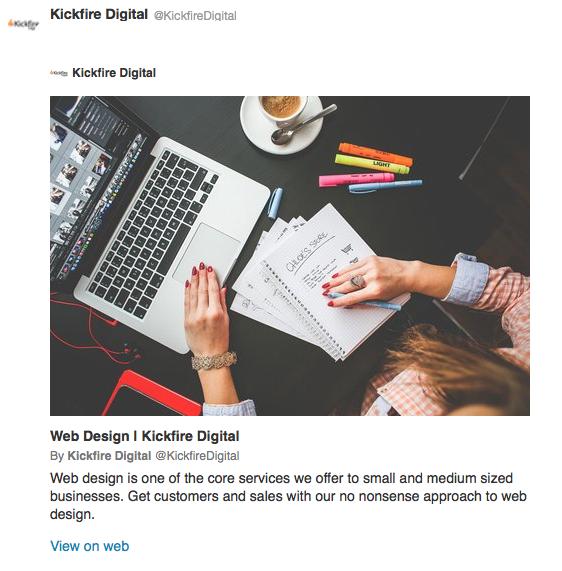 Social Media Marketing Meta Tags
